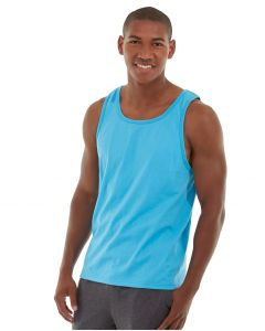 Atlas Fitness Tank-L-Blue